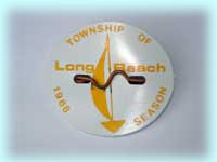 1988 Beach Badge